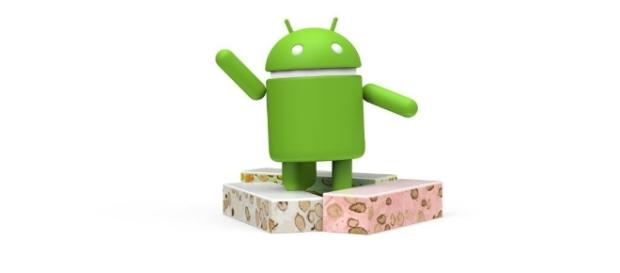 Aggiornamento Android 7 Nougat