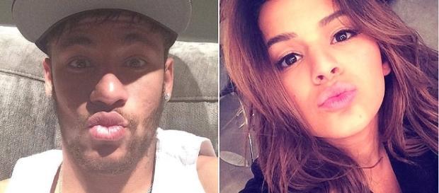 Bruna e Neymar ficarão noivos, após o carnaval