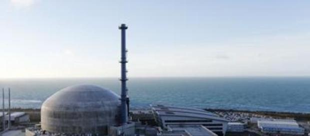 Centrala nucleara din Flamanville (Foto: Afp)