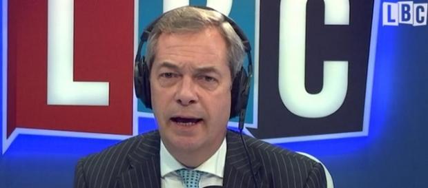 Farage spune că României nu i-ar fi trebuit permisă aderarea la Uniunea Europeană - Foto: lbc.co.uk