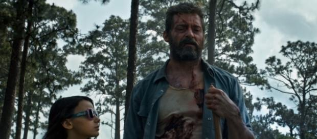 "Hugh Jackman in ""Logan - The Wolverine"""