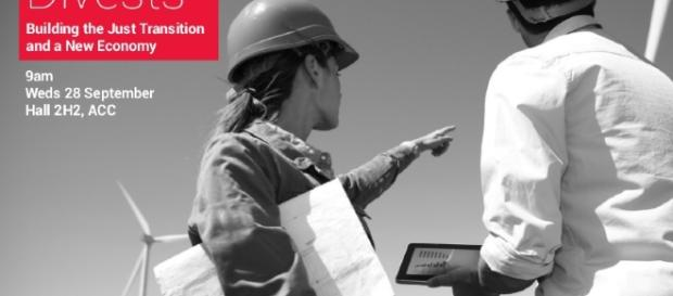 Labour Divests – our event at Labour Conference 2016 | Labour ... - labourenergy.org