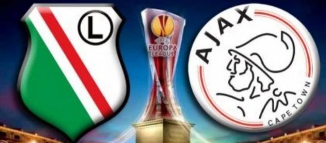 Liga Europy: Legia Warszawa - Ajax Amsterdam