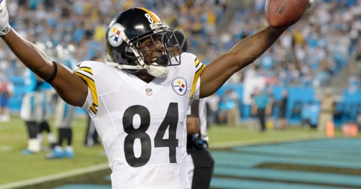 f7348aa00 Pittsburgh Steelers open the bank when signing Antonio Brown