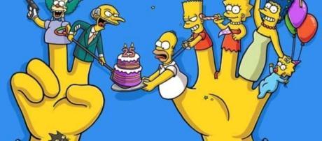 El final secreto de Los Simpsons