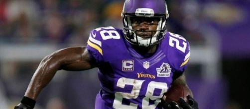 Adrian Peterson will become a free agent after 10 seasons with the ... - latimes.com