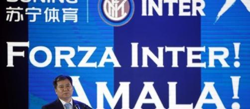 Calciomercato Inter, Suning è scatenata: l'attaccante nel mirino - interdipendenza.net