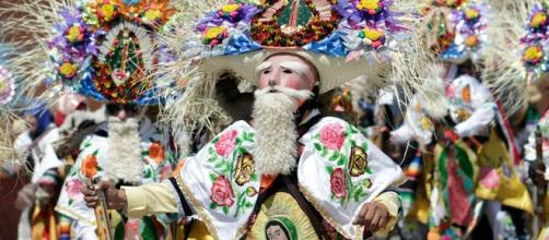 Carnaval de Huejotzingo -Indios