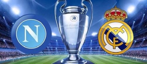 Diretta tv Napoli-Real Madrid: in chiaro su Canale 5? Ecco dove vederla.