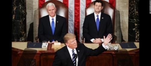 Donald Trump delivers first speech to Congress - CNNPolitics.com - cnn.com