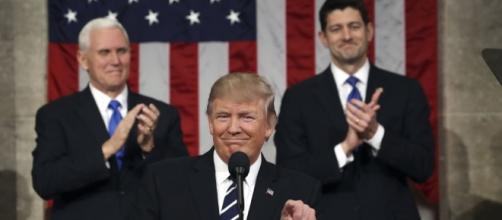 Fact-checking Donald Trump's First Speech to Congress - voanews.com