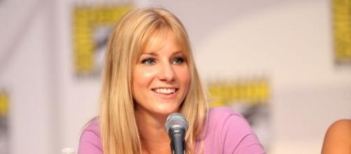 'Glee' star Heather Morris is part of the 'Dancing with the Stars' 2017 cast. Gage Skidmore/Wikimedia
