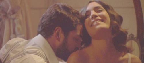 Hernando e Camila faranno l'amore