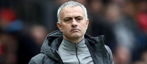 José Mourinho não ficou nada feliz com o empate.
