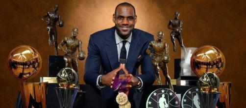 Literally Sports: LeBron James is NO Michael Jordan - blogspot.com