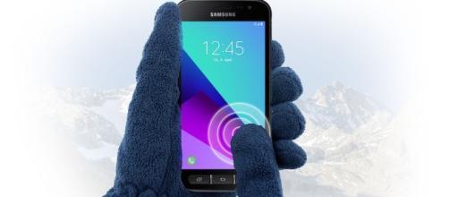 Samsung Galaxy Xcover 4 presentato ufficialmente