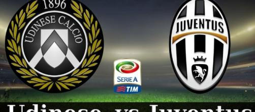 Udinese Juventus streaming gratis LIVE: come seguire la partita in ... - superscommesse.it