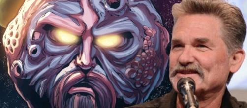 Watch: Kurt Russell's Guardians of the Galaxy Ego Costume Revealed ... - cosmicbooknews.com