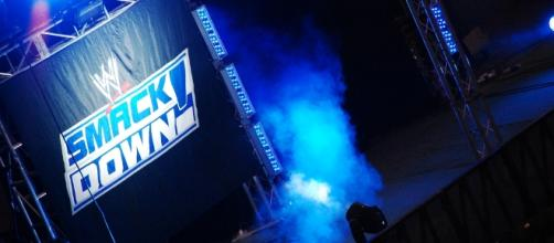 WWE 'SmackDown Live' was held in Minneapolis, Minnesota on Tuesday night. [Image via Flickr Creative Commons]