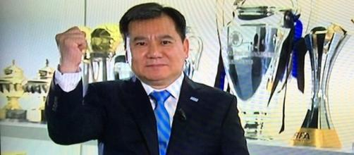 Zhang Jindong prepara l'offerta per Manolas