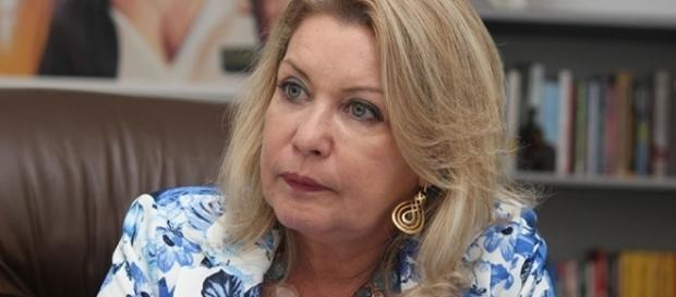 A juíza federal Selma Arruda precisa escolta policial