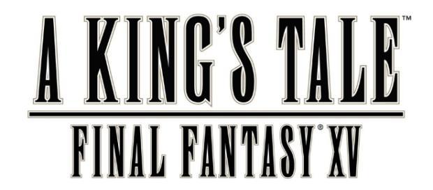 A King's Tale: Final Fantasy XV   Final Fantasy Wiki   Fandom ... - wikia.com