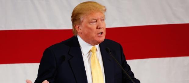 Donald Trump. Photo credit to Michael Vadon