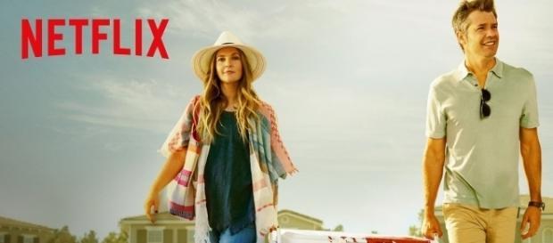 Drew Barrymore é estrela da série Santa Clarita Diet