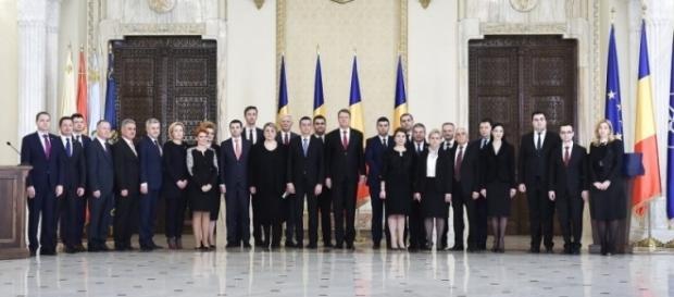 Echipa guvernamentală în fața examenului realizării bugetului pe 2107