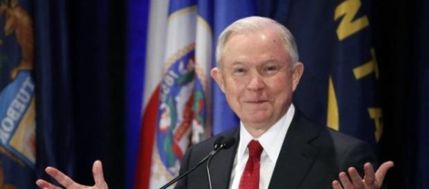 Justice Dept: Sessions spoke with Russian ambassador in 2016 | News OK - newsok.com