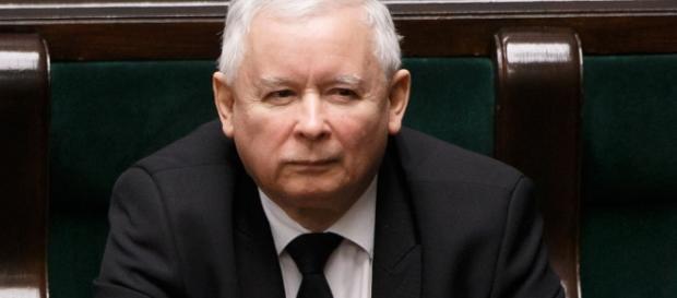 """Kaczyński: """"Jesteśmy panami, ludzkimi panami"""" (fot. polityka.pl)"""