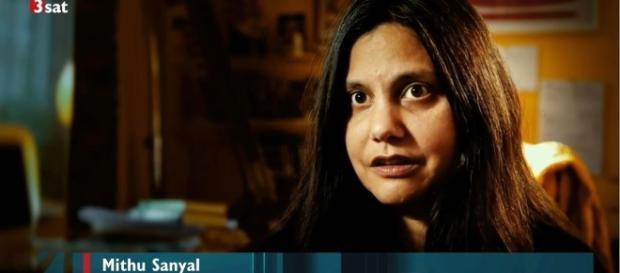 Kulturwissenschaftlerin und Missy-Autorin Mithu Sanyal - Bildquelle: 3sat-Sendung