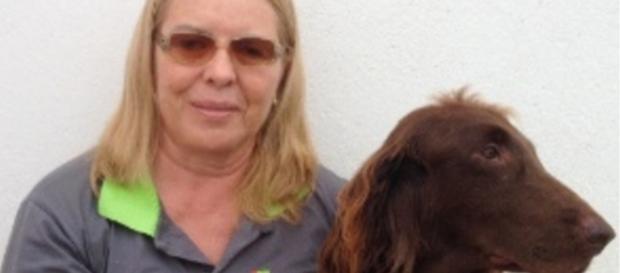 Mulher que foi abordada por policiais por conta de seu cão-guia afirma que agentes desconheciam a lei