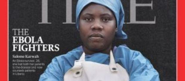 Salome Karwah lost both her parents to Ebola, and survived the disease herself