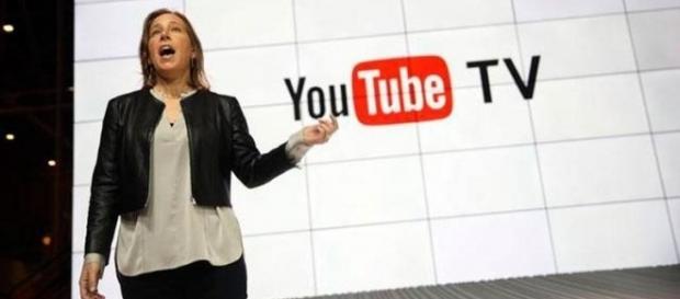 Susan Wojick apresenta o YouTube TV