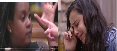 Internautas pedem expulsão de Roberta. (Foto: reprodução TV Globo)