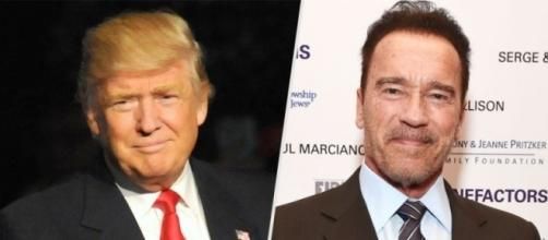 Arnold Schwarzenegger Reveals He May Hire Donald Trump as a Guest ... - yahoo.com