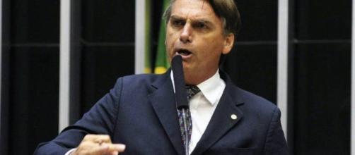 Bolsonaro é candidato à presidência em 2018