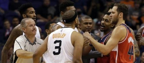 Dudley, Jennings fined $35,000 each for roles in altercation | News OK - newsok.com