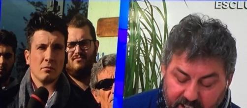 """Il papà di Stefano a Domenica Live: """"Non accetto il suo abbraccio ... - resport24.it"""
