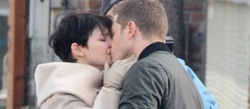 Josh Dallas And Ginnifer Goodwin Get Romantic On Set - Josh Dallas ... - socialitelife.com