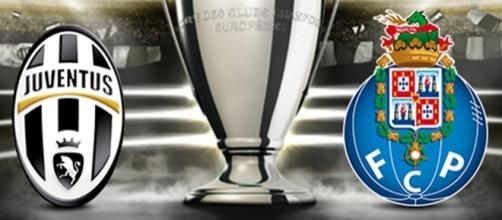 Juventus-Porto di Champions League