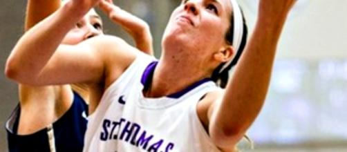 Kaitlin Langer: Stop her if you can. (Tommies)