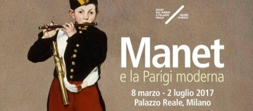 Mostra 'Manet e la Parigi moderna'.