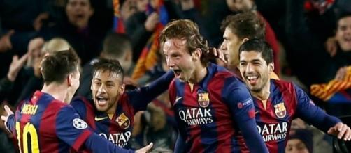 PHOTO GALLERY: Atletico, Barcelona, Juventus reach Champions ... - org.eg