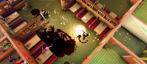 Reservoir Dogs: Bloody Days pre-alpha screenshot. | Big Star Games