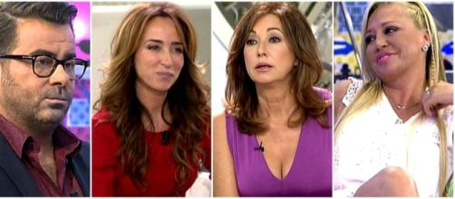 Sálvame: De Jorge Javier Vázquez a María Patiño, los abandonos se ... - elconfidencial.com
