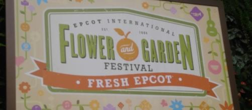 The Festival Center hosts gardening seminars at Epcot. (Photo by Barb Nefer)