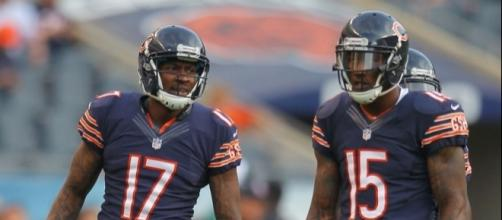 Two former teammates have moved on elsewhere. Alshon Jeffery and Brandon Marshall will find great success in the NFC East - www.fansided.com