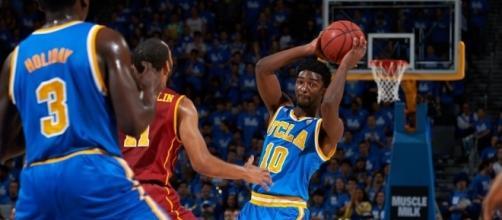 UCLA Bruins. Photo credit: UCLA Basketball (@UCLAMBB) Twitter